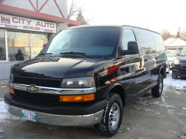 2012 Chevrolet Express Cargo Van 2500 CARGO VAN