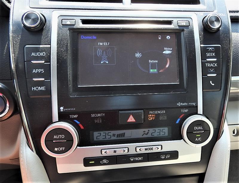 toyota Camry Hybrid 2014 - 14
