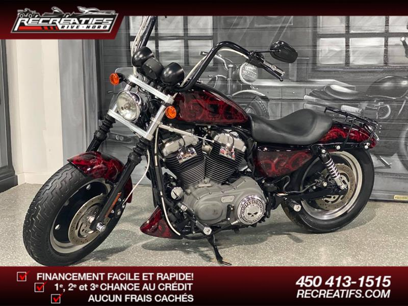 Harley Davidson XL 1200C 2008