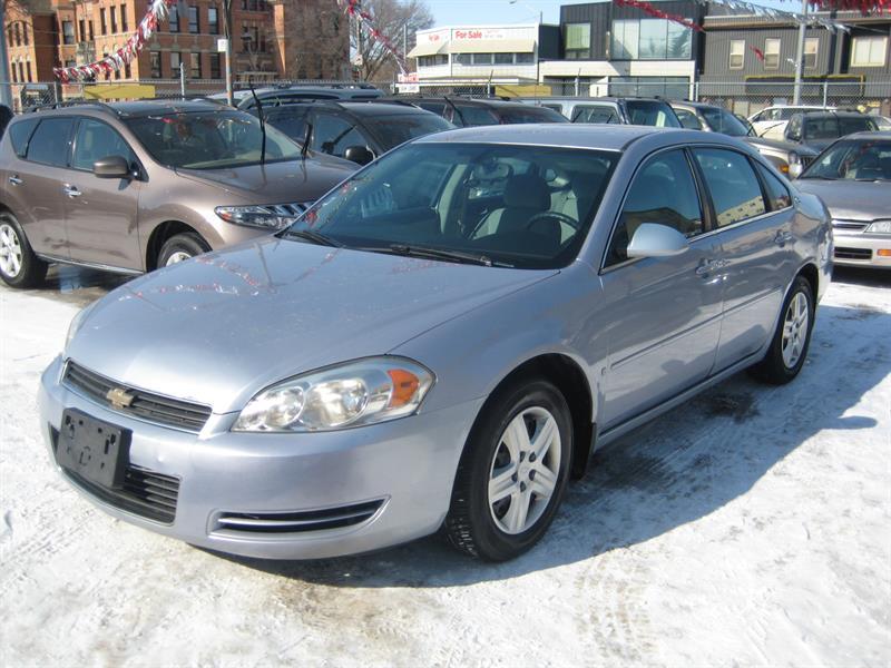 2006 Chevrolet Impala 4dr Sdn LS #107548