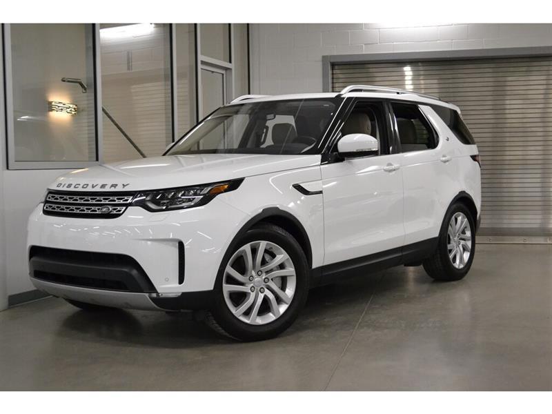 Land Rover Discovery HSE 7 PASSAGERS*BALANCE DE GAR 2018