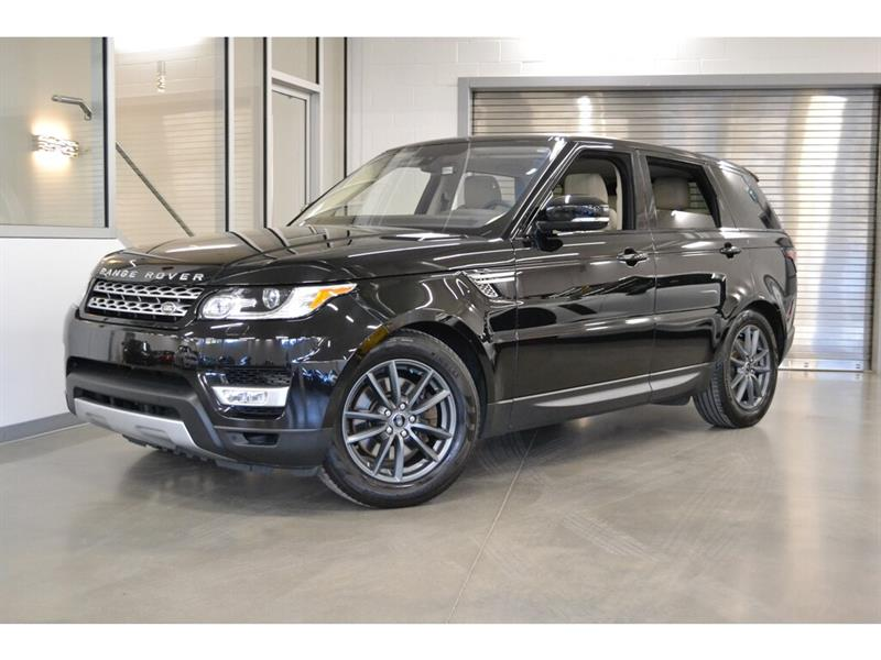 Land Rover Range Rover DIESEL Td6 HSE *BALANCE DE GAR 2016