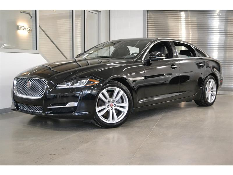 2018 Jaguar XJ Series