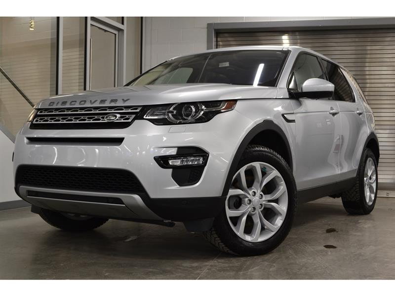 Land Rover Discovery Sport HSE AWD *BALANCE 6 ANS/160,000 2018