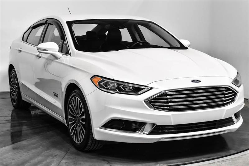Ford Fusion SE LUXURY ENERGI CUIR NAV MAGS 2018