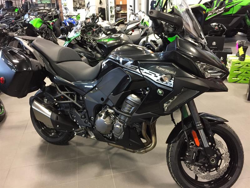 Kawasaki Versys 1000 2020