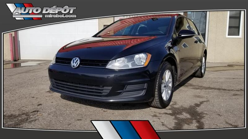 2016 Volkswagen Golf 3-Door