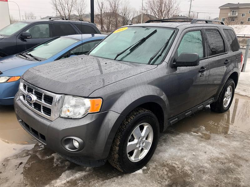 Ford Escape 2011 XLT V6
