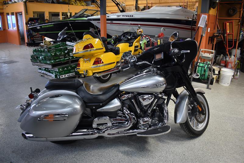 Yamaha Stratoliner 2012