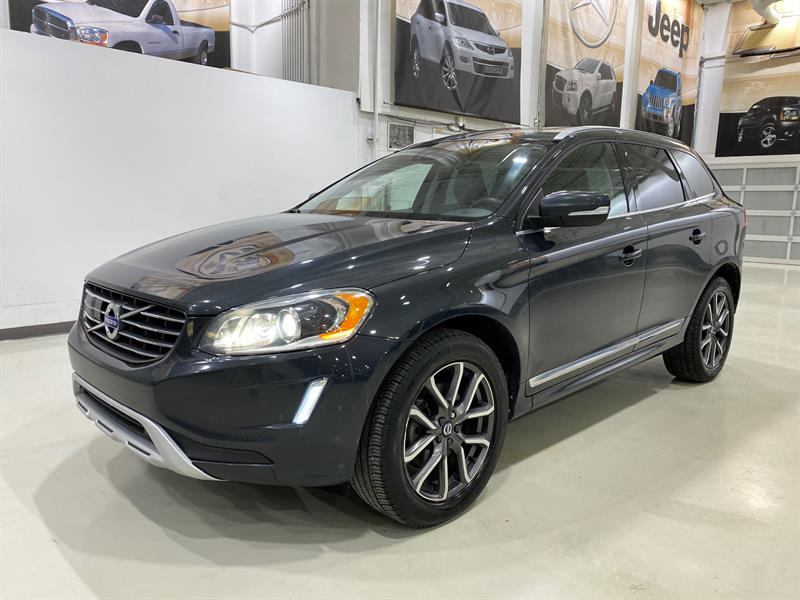 Volvo Xc60 2016 AWD SPECIAL EDITION T5 PANO GPS  #ADM7330