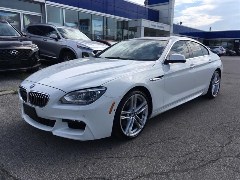 2013 BMW 6 Series Coupé