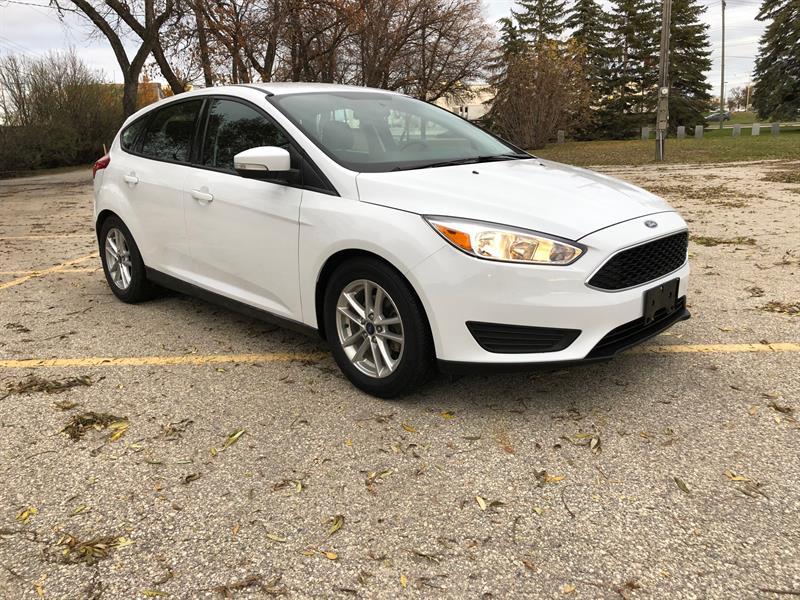2016 Ford FOCUS SE #10002.0