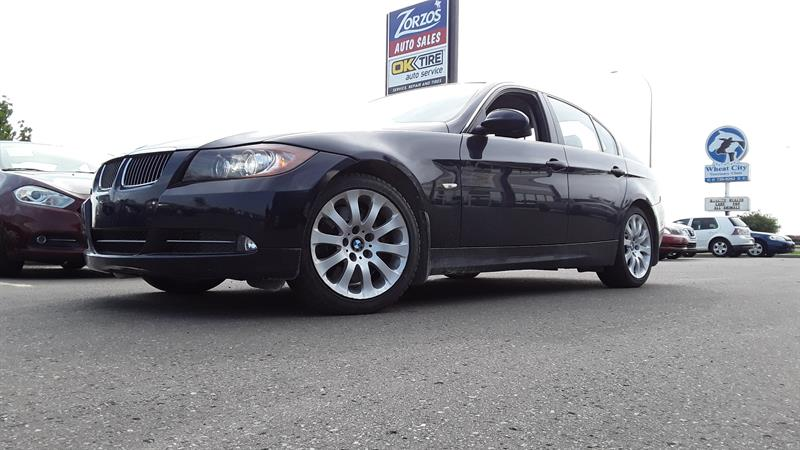 2007 BMW 335 i #P568