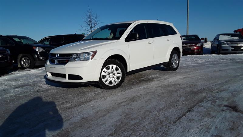 2016 Dodge Journey CVP/SE Plus #P653