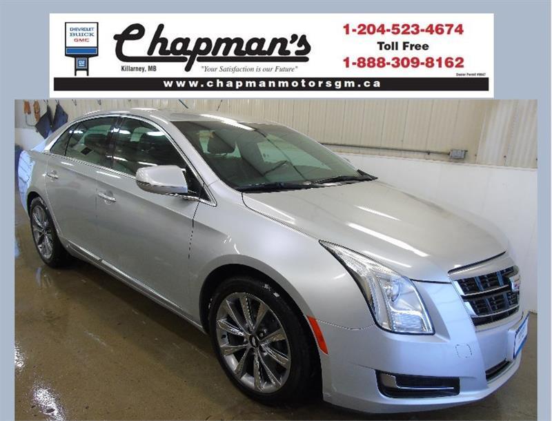 2017 Cadillac XTS #K-046A