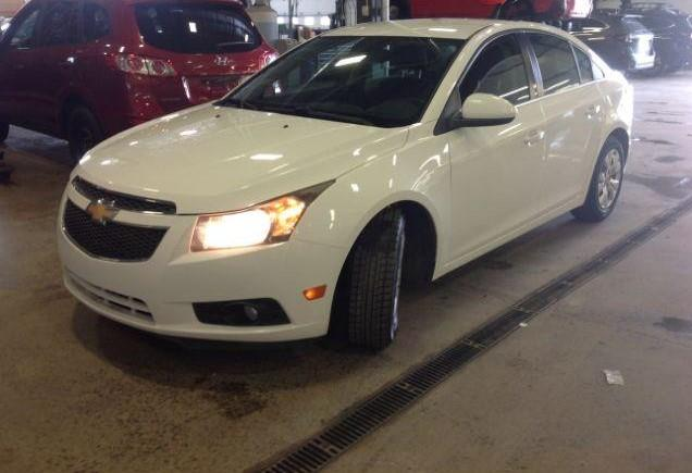 Chevrolet Cruze 2013 Turbo #16
