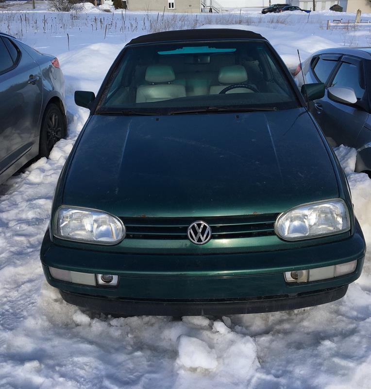 Volkswagen Cabrio 1997 Convertible #18