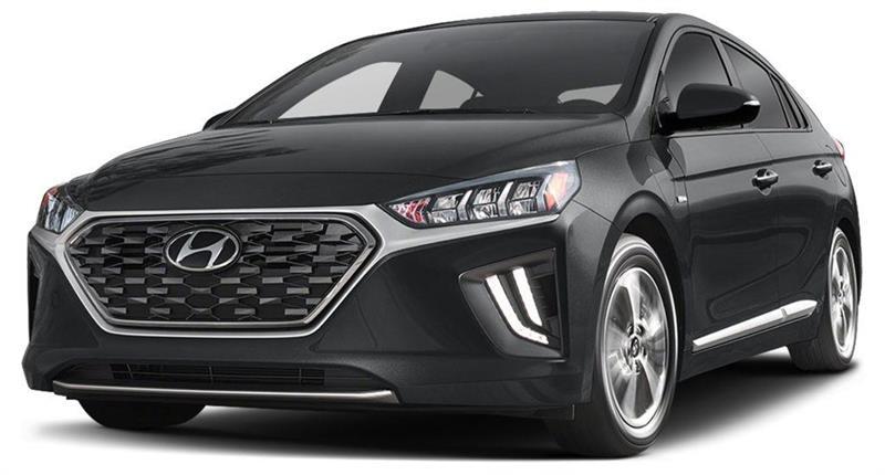 2020 Hyundai Ioniq