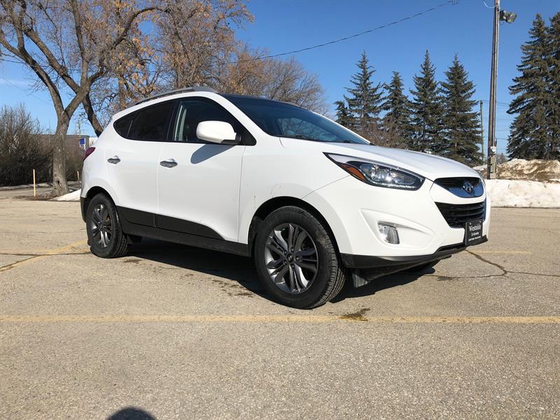 2014 Hyundai Tucson Limited #10082.1