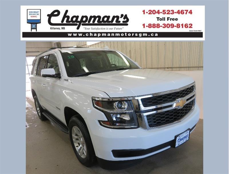 2019 Chevrolet Tahoe LS #L-013A