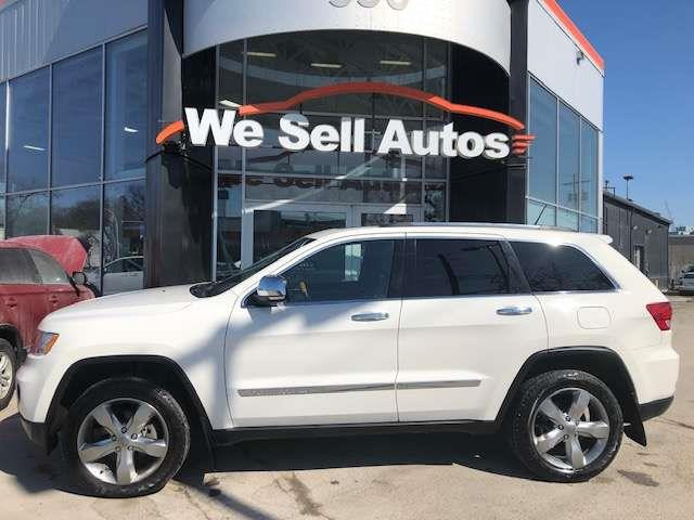 2012 Jeep Grand Cherokee Overland #14JC16990A