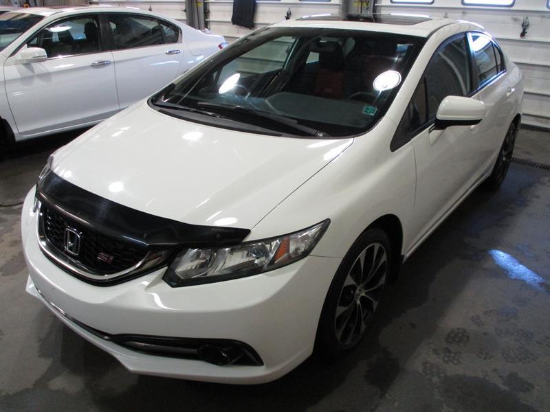 2014 Honda Civic Sedan 4dr Man Si #EH200976A