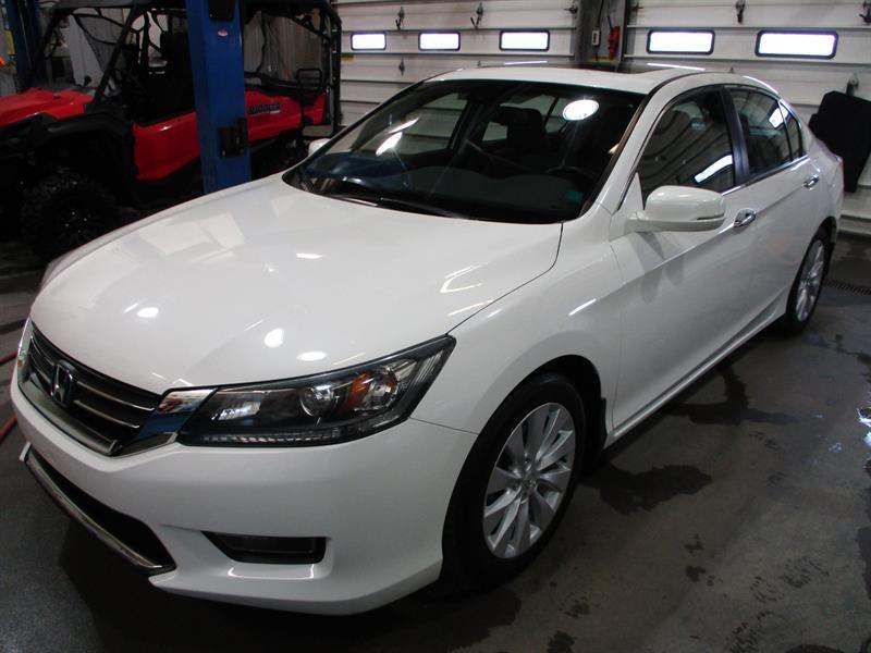 2015 Honda Accord Sedan 4dr I4 CVT EX-L #FA801074A