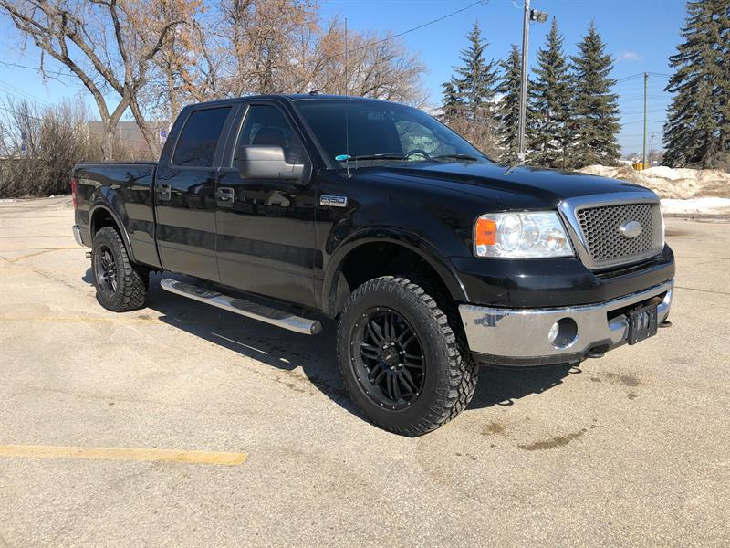 2008 Ford F-150 Lariat #cons10