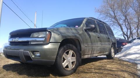 Chevrolet TrailBlazer EXT 2003 AWD #55