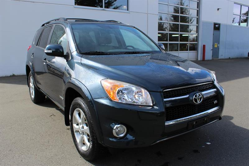 2010 Toyota RAV4 4WD Limited - Bluetooth. Leather. #12909A