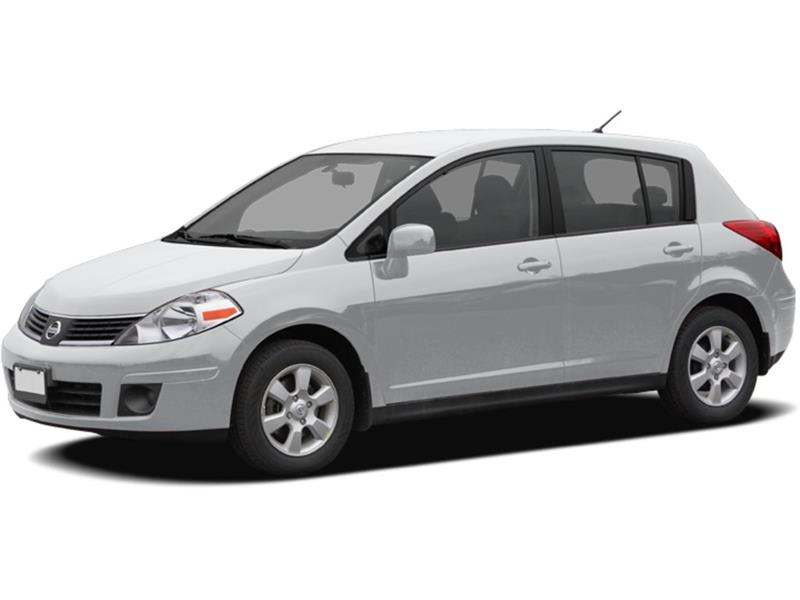 2008 Nissan Versa 1.8S #P669