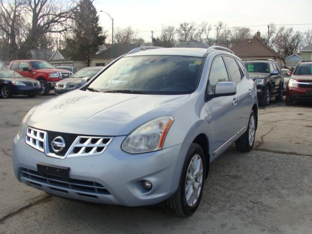 2011 Nissan Rogue AWD