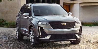 2020 Cadillac XT