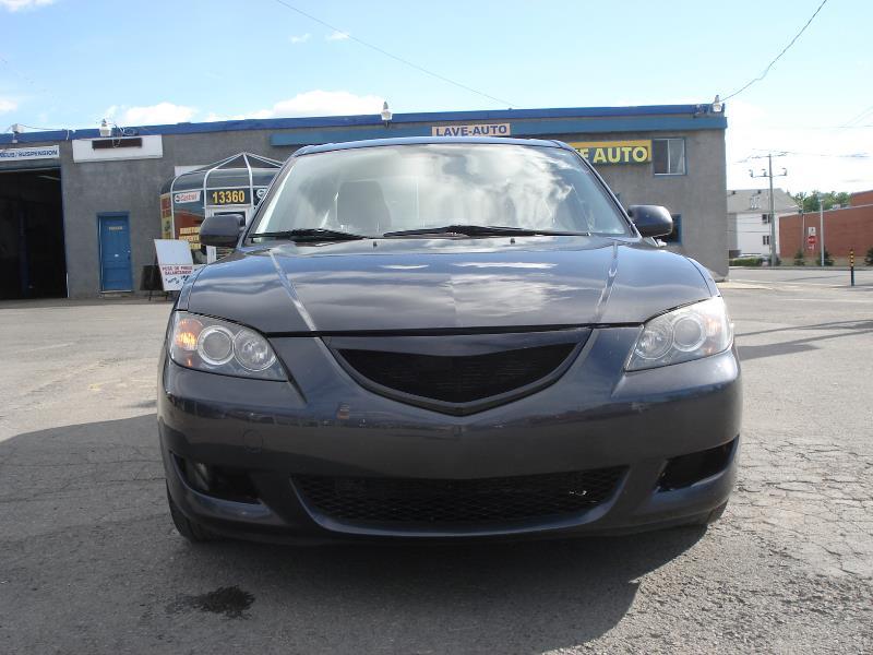 Mazda MAZDA3 2007