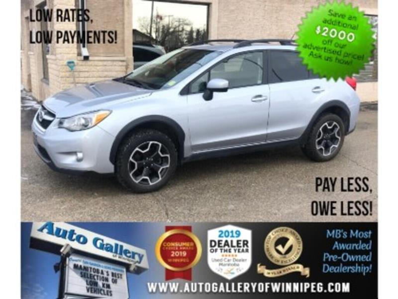 2015 Subaru Xv Crosstrek 2.0i Touring *AWD/B.tooth/Back.Cam/Htd Seats/2.0L #23931A