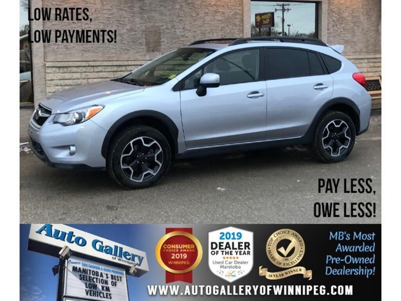 2013 Subaru Xv Crosstrek 2.0i w-Sport Pkg *Local Unit/AWD/B.tooth/Htd Sts #24252
