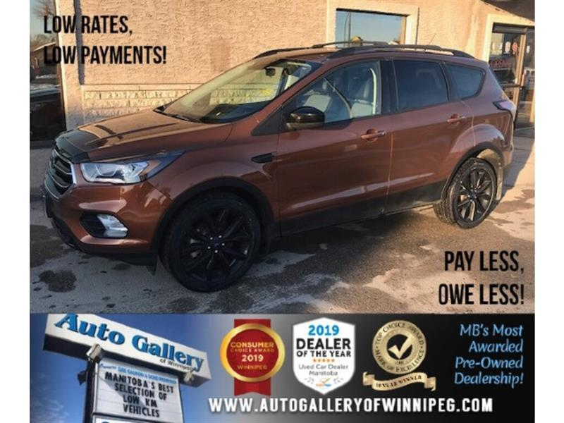 2017 Ford Escape SE *MB Unit! AWD/Navi/B.tooth/Back.Cam/Htd Seats #24304