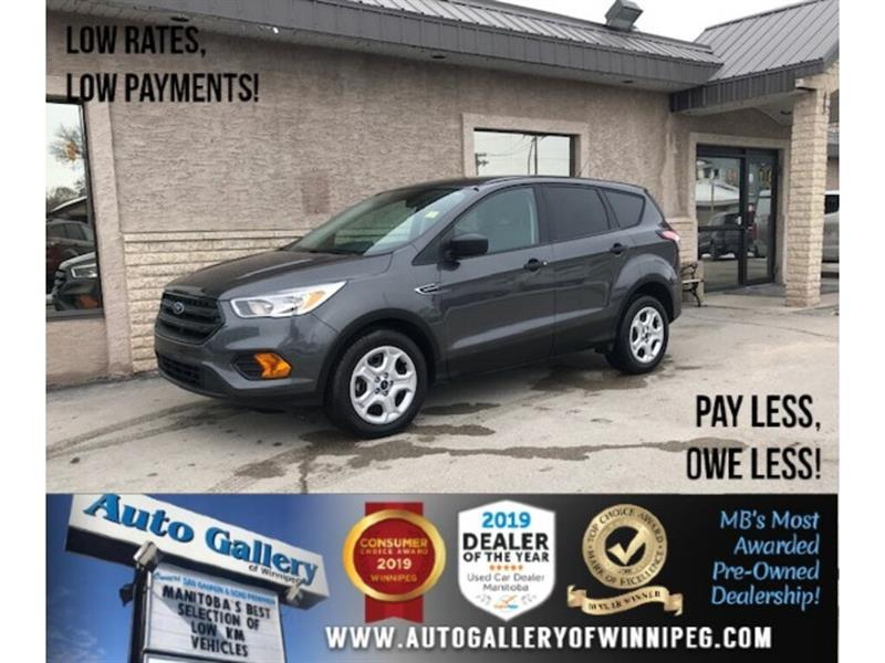 2017 Ford Escape S *Accident-Free/B.tooth/Back.Cam #24309