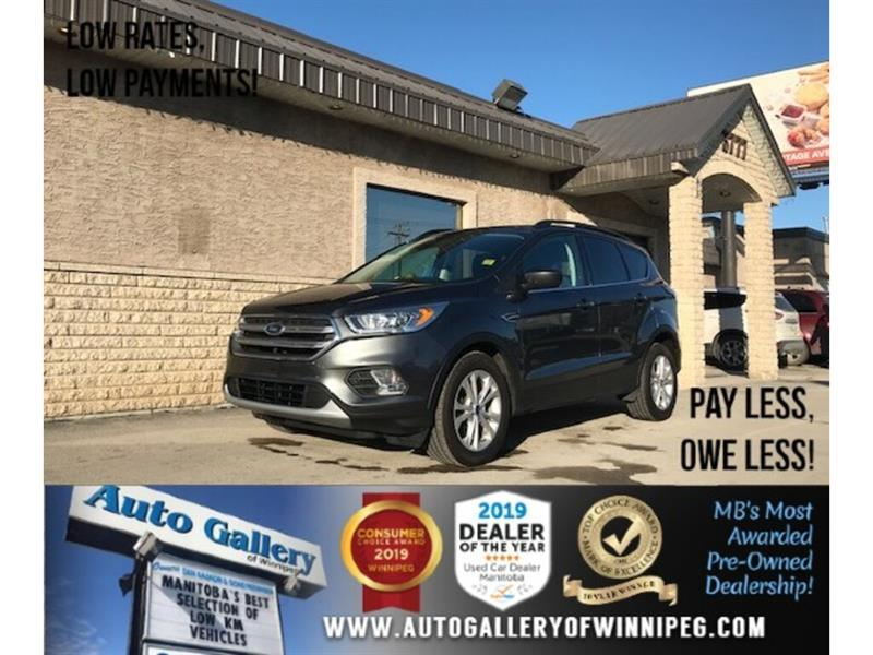 2017 Ford Escape SE *Acc-Free/B.tooth/Back.Cam/Htd Seats/7 Screen #24329