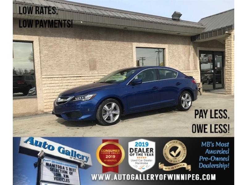 2017 Acura ILX Premium *B.tooth/Back.Cam/Htd Lthr/Roof #24339