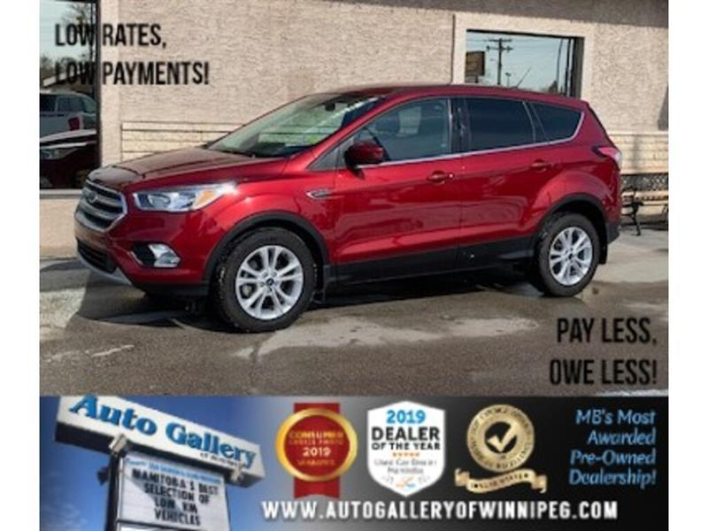 2017 Ford Escape SE *B.tooth/Back.Cam/Htd Seats #24338