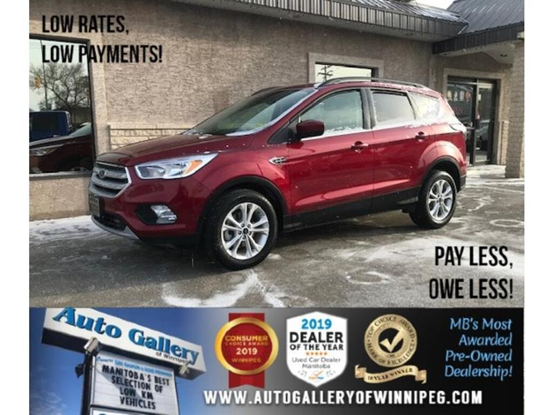 2018 Ford Escape SE *B.tooth/Back.Cam/Htd Seats #24358