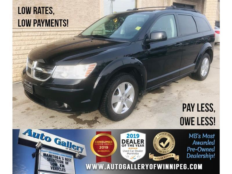 2010 Dodge Journey SXT *Htd seats/Roof/V6 #24231a