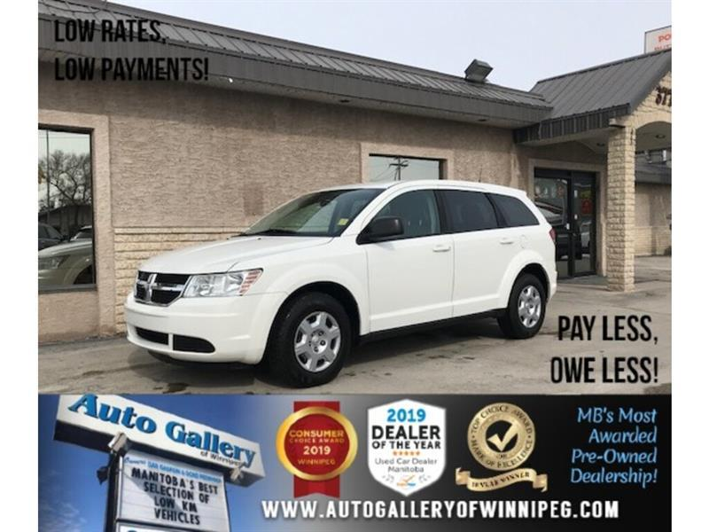 2010 Dodge Journey SE *Local trade/AT/4cyl* #24004a