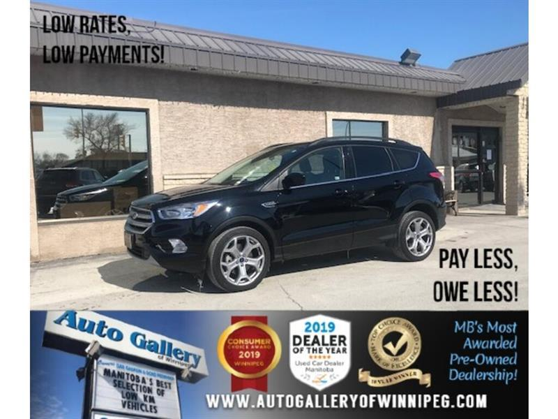 2018 Ford Escape SE *MB Unit/AWD/B.tooth/B.Cam/Htd Seats #24371