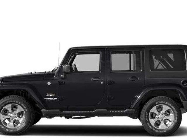 2017 Jeep Wrangler Unlimited Sahara #17JW55030