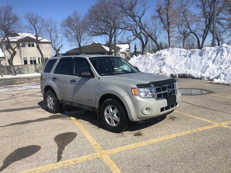 2008 Ford Escape XLT #10090.0