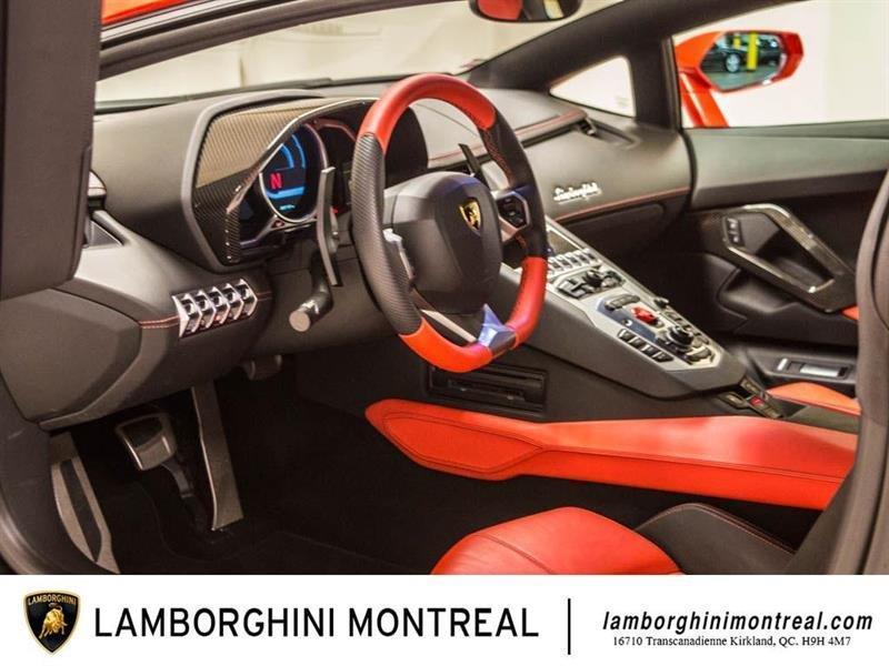 Lamborghini Aventador 25