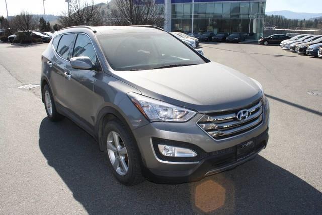 2016 Hyundai Santa Fe