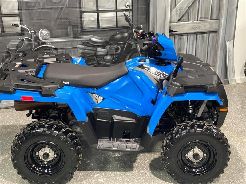 2018 Polaris Sportsman 450